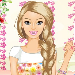 Barbie makeup games
